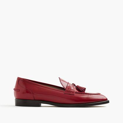Biella tassel loafers