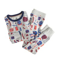 Boys' pajama set in camping