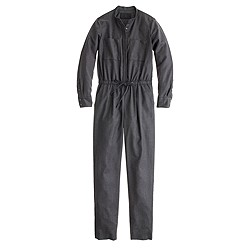 Tall Collection Italian wool jumpsuit
