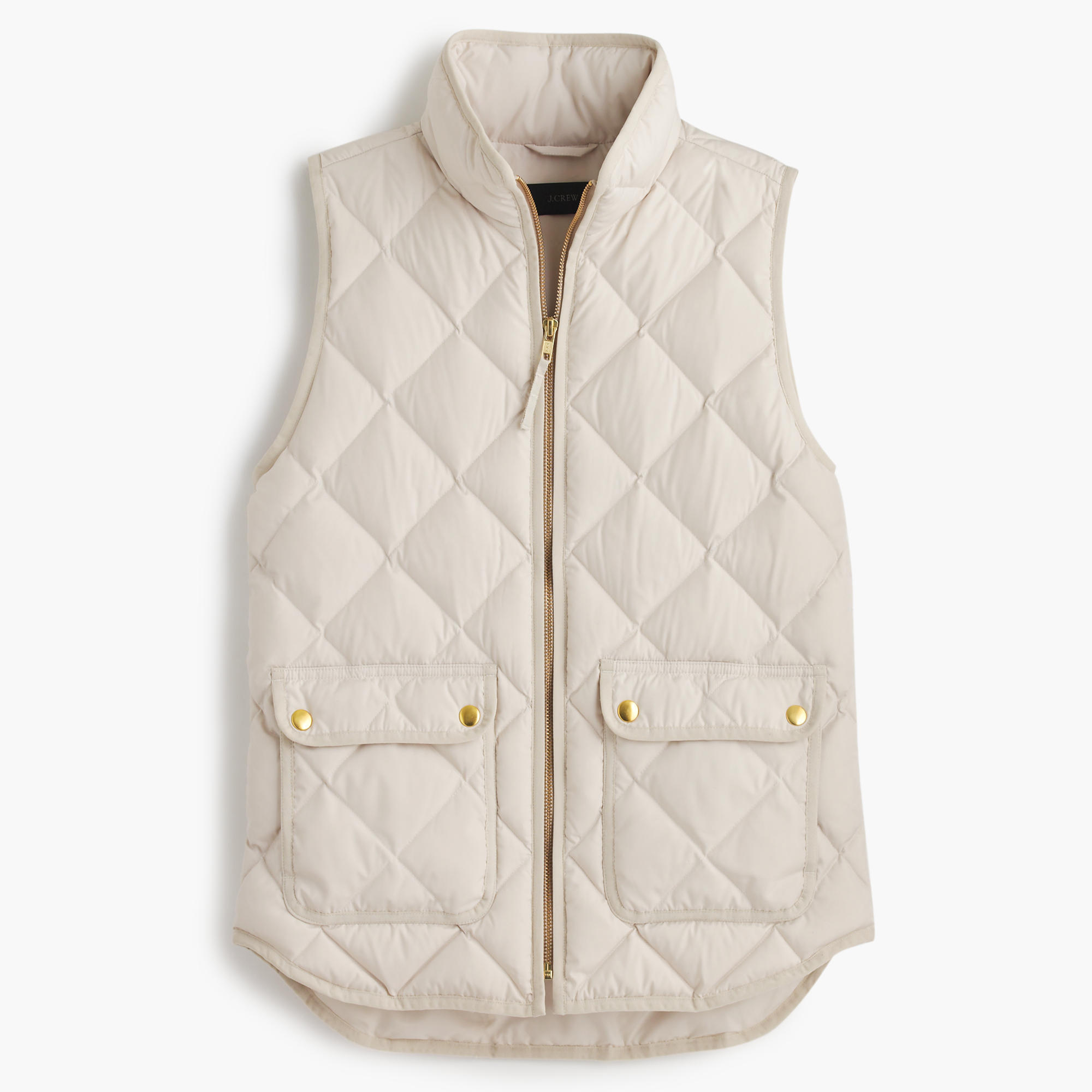 Cozy down excursion vest