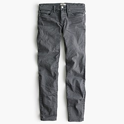 Tall toothpick jean in grey
