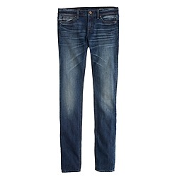 Reid Japanese selvedge jean in emerson wash