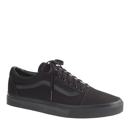 Men's Vans® Old Skool sneakers in black
