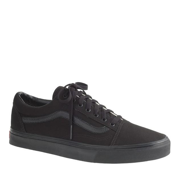 Men's Vans® Old Skool sneakers in black