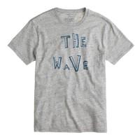 "Hugo Guinness™ for J.Crew ""The Wave"" T-shirt"