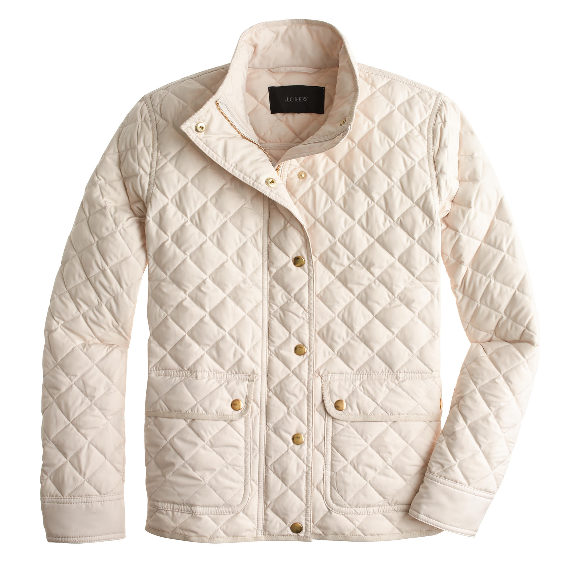 Petite Quilted Puffer Jacket  | J.Crew