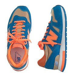 Kids' New Balance® for crewcuts K1300 lace-up sneakers in blue