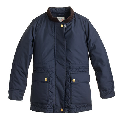 Girls' moorland jacket