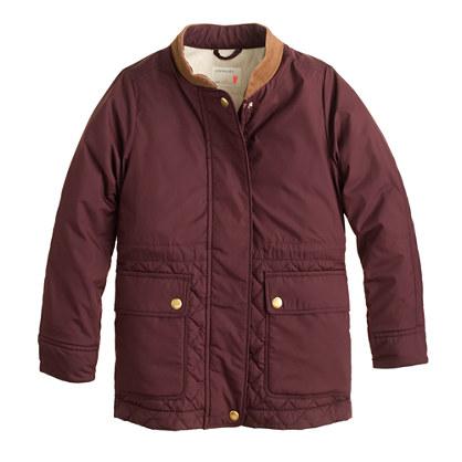 Girls' moorland jacket