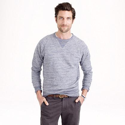 Wallace & Barnes athletic sweatshirt