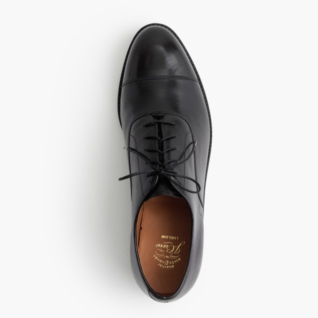 Ludlow balmoral shoes