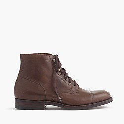 Ludlow cap-toe boots