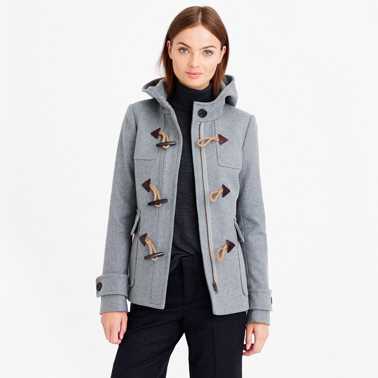 Duffle Coat Womens Canada - Coat Nj