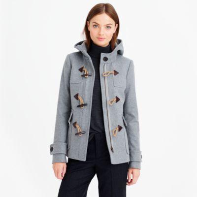 Classic duffle coat : | J.Crew