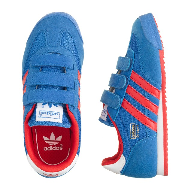 Kids' Adidas® Dragon sneakers in bluebird