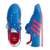 Kids' Adidas® Dragon sneakers in bluebird in larger sizes