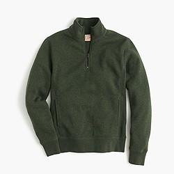 Summit fleece half-zip pullover jacket