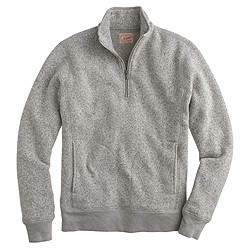 Tall Summit fleece half-zip pullover jacket