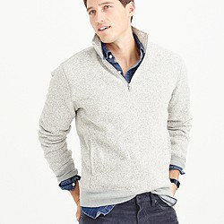 Summit fleece half-zip pullover jacket