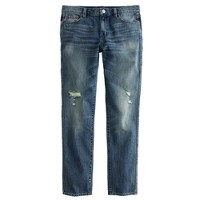 Broken-in boyfriend jean in colby wash