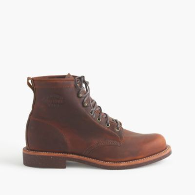 Original Chippewa® for J.Crew plain-toe Renegade boots