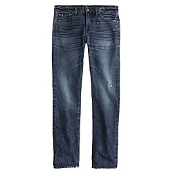 Point Sur Japanese selvedge X-rocker jean in broome wash