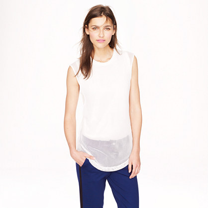 Public School™ for J.Crew peekaboo tank