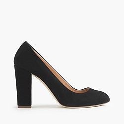 Stella suede pumps