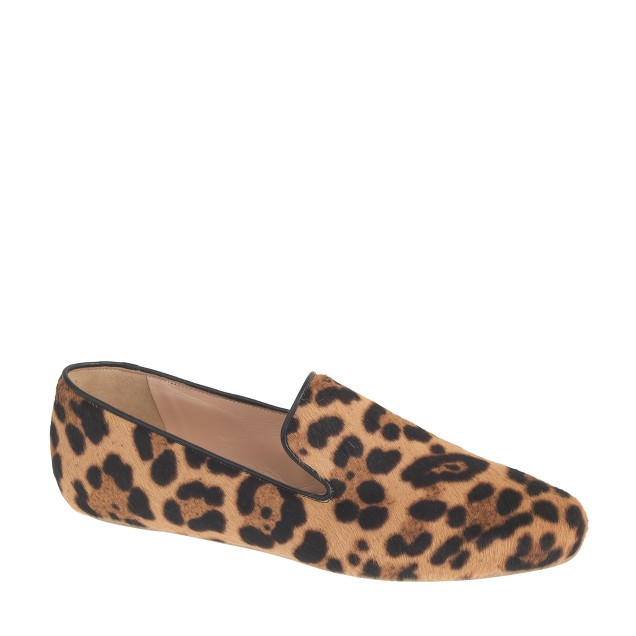 Collection Georgie calf hair loafers