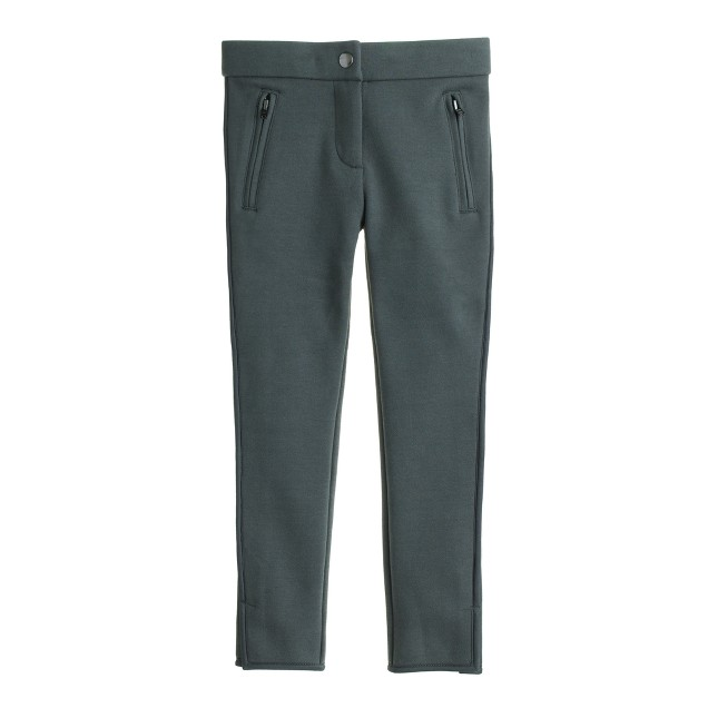 Girls' piped Pixie pant