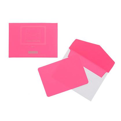 Le Typographe™ fluorescent note pochettes 5/5
