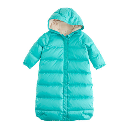 Baby Bunting Bag Outerwear J Crew