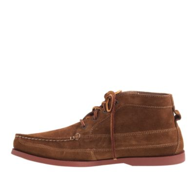 Men's Sperry ® for J.Crew suede chukka boots : Men boots | J.Crew