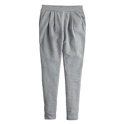 Demylee™ Bobby pleated fleece pant