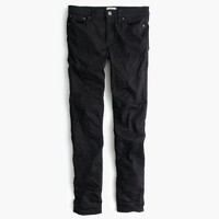 "8"" toothpick jean in black"