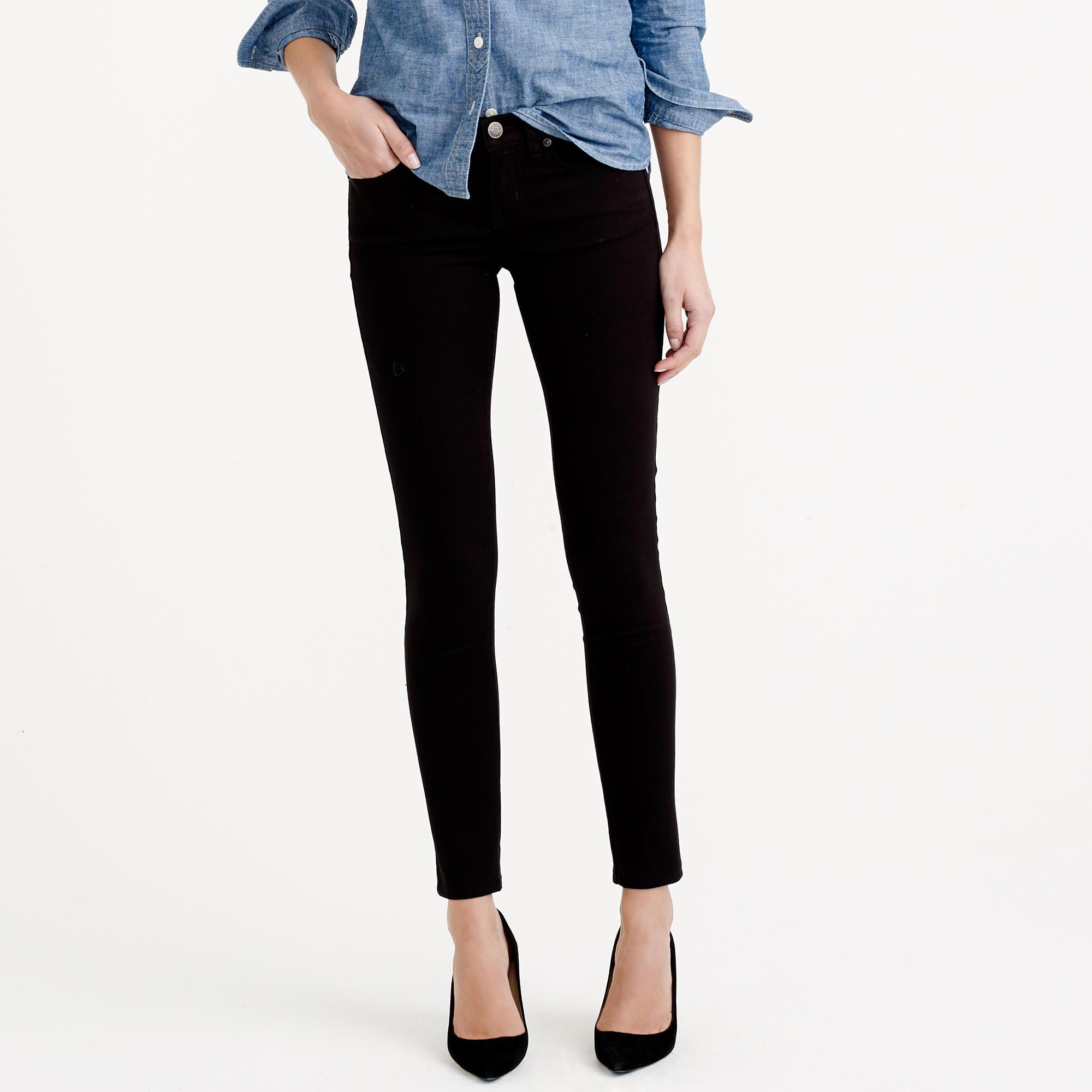 Toothpick Jean In Black : Women's Jeans | J.Crew