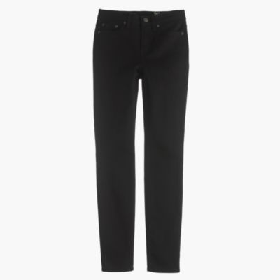 Lookout High-Rise Jean In Black : Women's Jeans | J.Crew