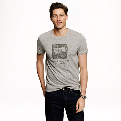 J.Crew for DonorsChoose.org T-shirt