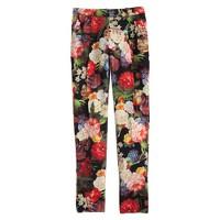 Dutch floral pant
