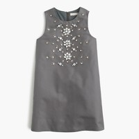 Girls' Adelaide dress in cotton cady