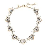 Jeweled arrows necklace