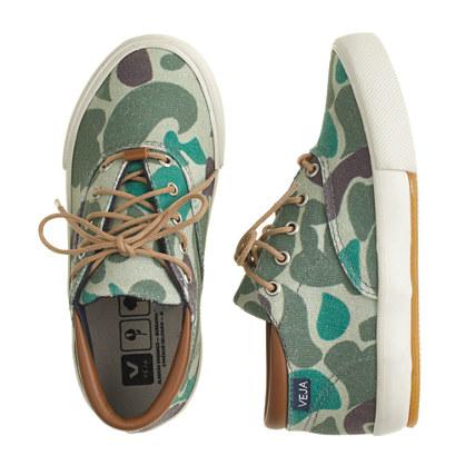 Kids' Veja™ camo sneakers