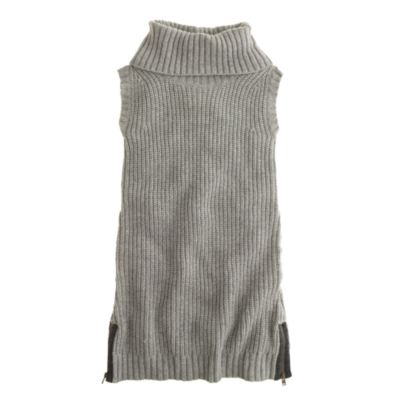 Girls&-39- cowlneck sweater-dress : - J.Crew