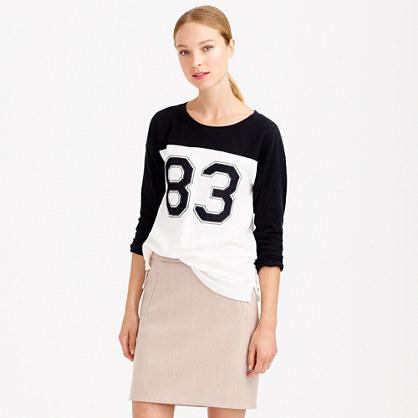 83 football T-shirt