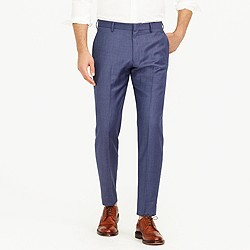 Crosby suit pant in Italian worsted wool