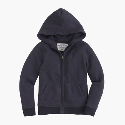 Boys' Summit fleece hoodie