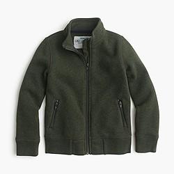 Boys' Summit fleece track jacket