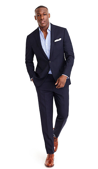 Image result for black men tailored suit