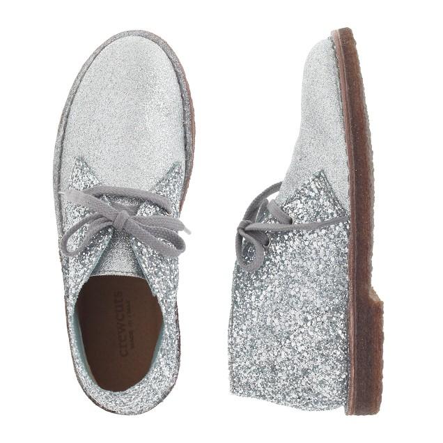 Girls' glitter MacAlister boots : | J.Crew