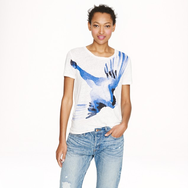 Marc Alary™ for J.Crew passerina T-shirt